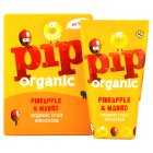 Pip Organic Pineapple and Mango Smoothie - 4x180ml