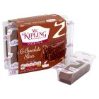 Mr Kipling Chocolate slices - 6s
