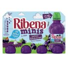 Ribena blackcurrant - 8x200ml