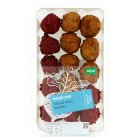 Waitrose World Deli Mixed Mini Falafels - 125g Introductory Offer