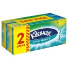 Kleenex® Balsam Fresh Tissues Twin Pack - 2x72s