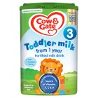 Cow & Gate milk growing up one year plus - 900g