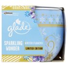Glade Candle Winter Blossoms - 120g