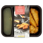 Waitrose Chinese Battered Chicken with Lemon Sauce - 340g