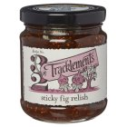 Tracklements organic fig relish
