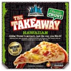 Chicago Town takeaway Hawaiian classic crust - 365g Brand Price Match - Checked Tesco.com 01/07/2015