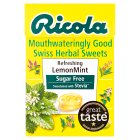 Ricola lemonmint sugar free sweets - 45g Brand Price Match - Checked Tesco.com 02/03/2015