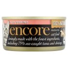 Encore tuna fillet & shrimp tin