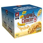 Quaker Oats Warm & Crunchy Golden Oat Clusters - 384g New Line