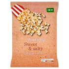 Waitrose sweet & salty popcorn - 90g