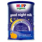 Hipp organic good night milk - 350g Brand Price Match - Checked Tesco.com 30/07/2014