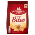 Cathedral City Cheddar baked bites 5 packs - 110g Brand Price Match - Checked Tesco.com 29/06/2015