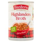 Baxters favourites highlanders broth - 400g Brand Price Match - Checked Tesco.com 01/07/2015