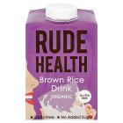 Rude Health Brown Rice Drink - 500ml