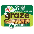 Graze Punchy Protein Nuts - 35g