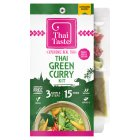 Thai Taste easy thai green curry kit - 224g Brand Price Match - Checked Tesco.com 05/03/2014