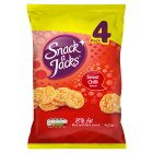 Snack a Jacks - sweet chilli - 4x22g Brand Price Match - Checked Tesco.com 21/04/2014
