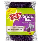 Scotch-Brite kitchen duo - each