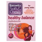 Bassett's Soft & Chewy healthy balance for young adults - 30s Brand Price Match - Checked Tesco.com 21/04/2014