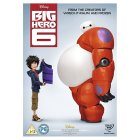 DVD Big Hero 6 -  New Line