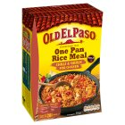 Old El Paso one pan meal chili & garlic - 355g Brand Price Match - Checked Tesco.com 04/12/2013