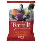Tyrrell's Veg Crisps with a Dash of Maple - 150g