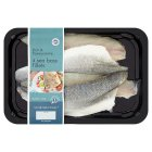 New England Seafood 4 Sea Bass Fillets - 270g