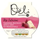 Market Deli Dip Infusions Yorkshire Beetroot - 150g