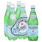 S.Pellegrino sparkling natural mineral water - 4x500ml Brand Price Match - Checked Tesco.com 23/07/2014