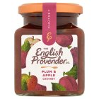 The English Provender Co, ploughmans plum chutney - 300g
