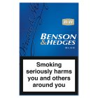 Benson & Hedges Blue - 17s