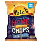 McCain home chips crinkle cut - 900g Brand Price Match - Checked Tesco.com 01/04/2015
