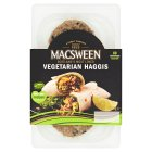 Macsween Vegetarian Haggis Microwave in 1 minute - 130g Introductory Offer
