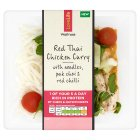 Waitrose LoveLife red Thai chicken curry - 400g New Line