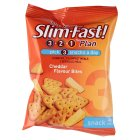 Slim-Fast cheddar flavour bites - 22g Brand Price Match - Checked Tesco.com 05/03/2014