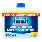 Finish dishwasher cleaner lemon sparkle - 250ml Brand Price Match - Checked Tesco.com 05/03/2014