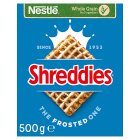 Frosted Shreddies - 500g Brand Price Match - Checked Tesco.com 18/08/2014
