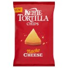 Kettle tortilla chips nacho cheese - 160g