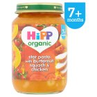 Hipp pasta with squash & chicken - 190g Brand Price Match - Checked Tesco.com 05/03/2014