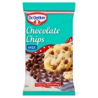 Dr. Oetker milk chocolate chips - 100g Brand Price Match - Checked Tesco.com 20/07/2016
