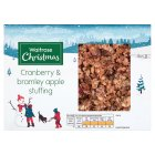Waitrose cranberry & apple stuffing - 225g