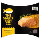 The Saucy Fish Co. salmon with red pesto - 270g