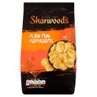 Sharwood's plain mini poppadoms - 55g