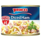 Princes Diced Ham - drained 92g