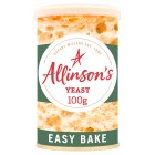 Allinson easy bake yeast - 100g Brand Price Match - Checked Tesco.com 03/02/2016