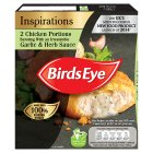 Birds Eye chicken with garlic & herb sauce - 240g Brand Price Match - Checked Tesco.com 20/10/2014