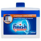 Finish dual action dishwasher cleaner