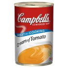 Campbell's condensed cream of tomato soup - 295g Brand Price Match - Checked Tesco.com 14/04/2014
