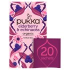 Pukka elderberry & echinacea 20 tea sachets - 40g New Line