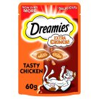 Dreamies Extra Crunch with Tasty Chicken - 60g